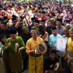 Rekod pemain hadrah teramai milik Sarawak [METROTV]