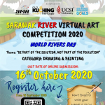SARAWAK RIVER VIRTUAL ART COMPETITION 2020