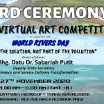 SARAWAK RIVER VIRTUAL ART COMPETITION 2020 (SRVAC2020) FINALIST AND WINNERS